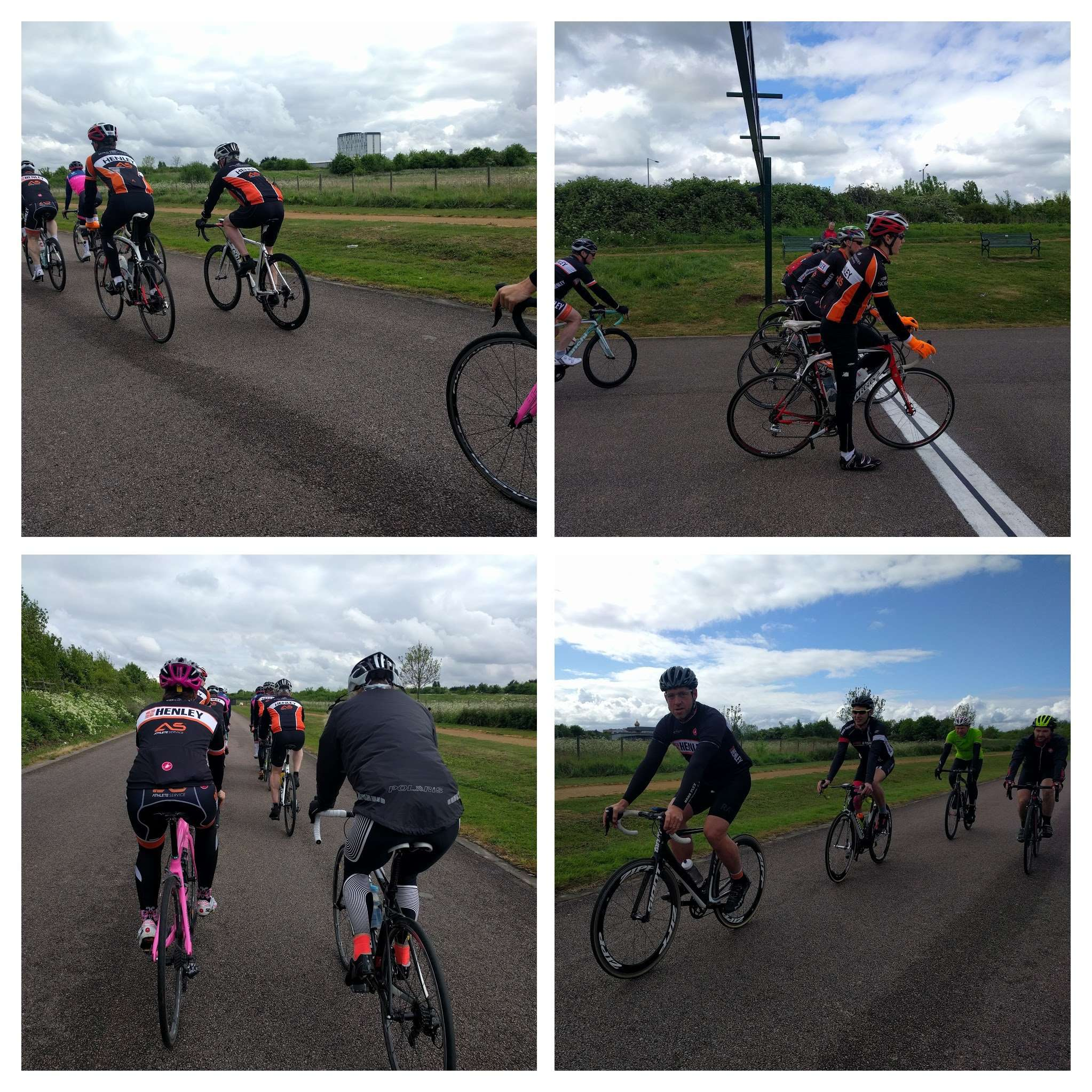 Coached Training Day at Hillingdon