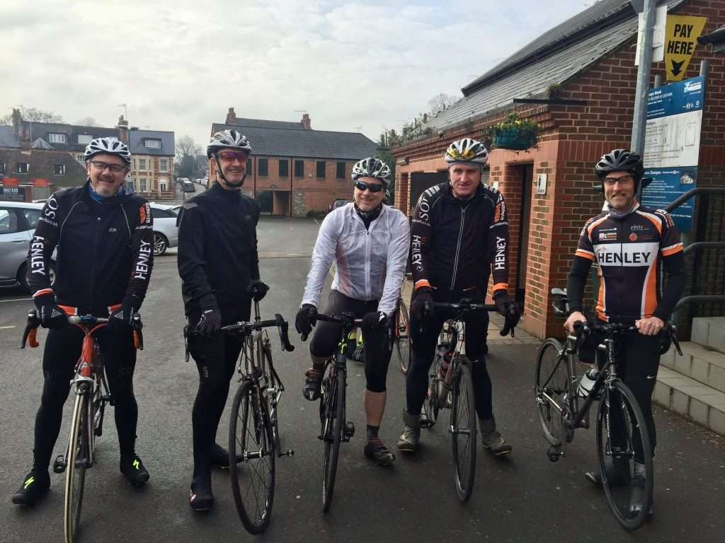 GS Henley Reliability Ride 2018 : Results