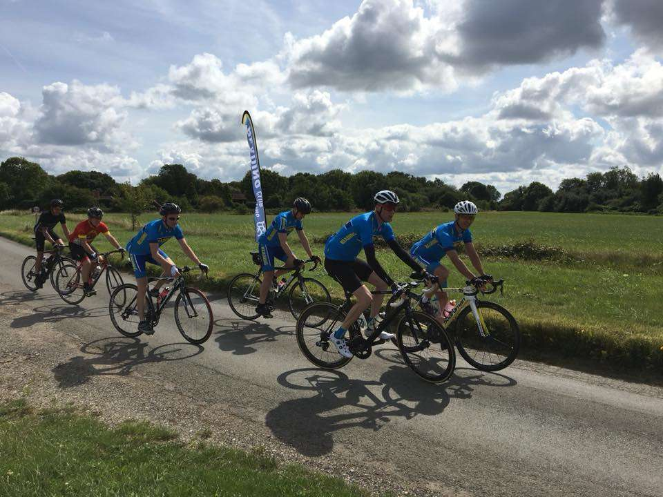 Reading Cycling Club Mini-Gran Fondo – 27th May