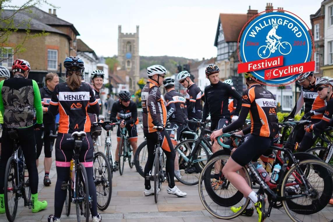 GS Henley at the Wallingford Festival of Cycling – 8th July